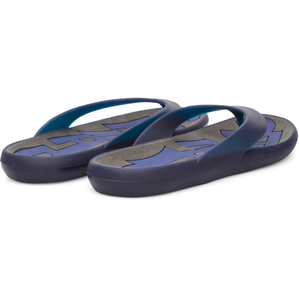 Camper Dolphin Blue Sandals Men K100044-004