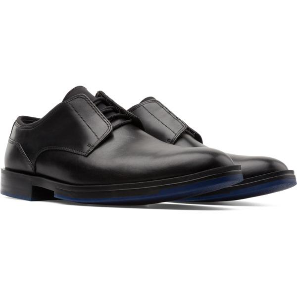 Camper Deia Black Formal Shoes Men K100048-005