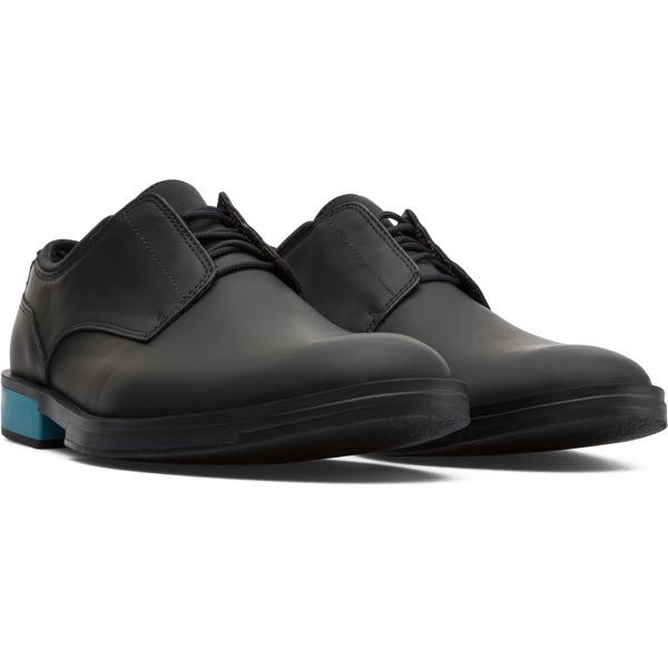 Camper Twins Black Formal Shoes Men K100048-011