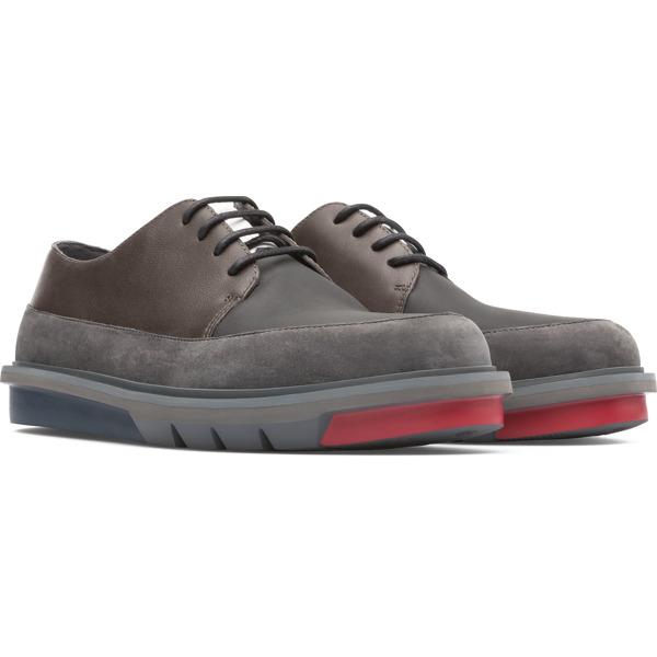Camper Mateo Multicolor Formal Shoes Men K100056-010