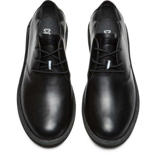 Camper Morrys Black Formal Shoes Men K100057-023