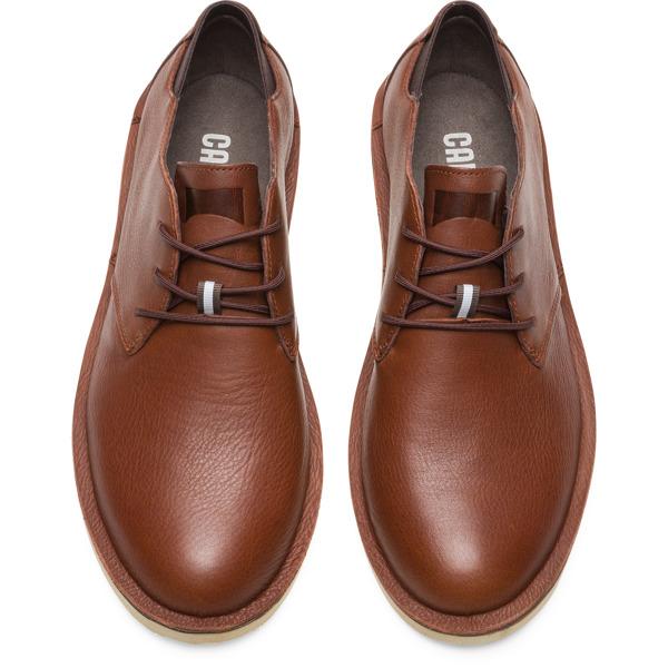 Camper Morrys Brown Casual Shoes Men K100057-024