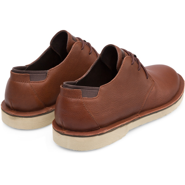 Camper Morrys Brown Casual Shoes Men K100057-024