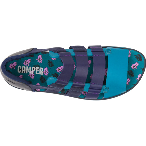 Camper Spray Multicolor Sandals Men K100083-002