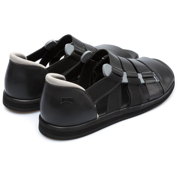 Camper Spray Black Sandals Men K100083-006