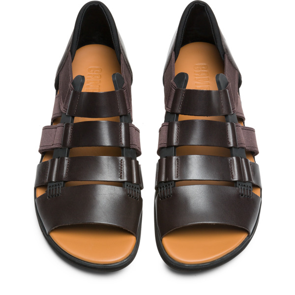 Camper Spray Brown Sandals Men K100083-008