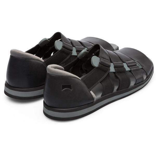 Camper Spray Black Sandals Men K100083-009