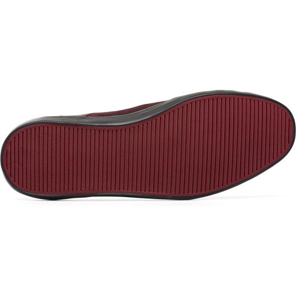 Camper Jim Red Formal Shoes Men K100084-007