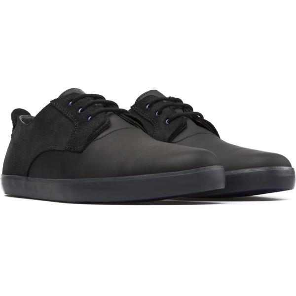 Camper Jim Black Formal Shoes Men K100084-009