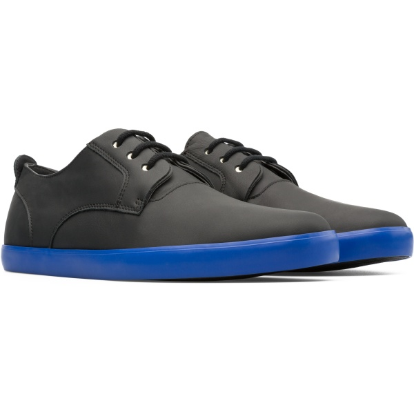 Camper Jim Black Formal Shoes Men K100084-012