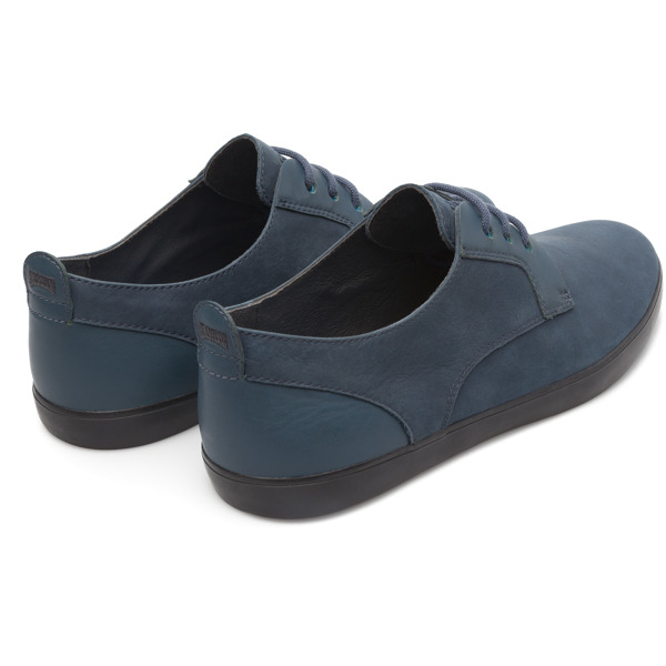 Camper Jim Blue Formal Shoes Men K100084-019