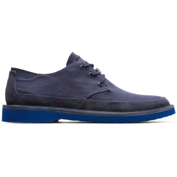 Camper Morrys Blue Casual Shoes Men K100088-008