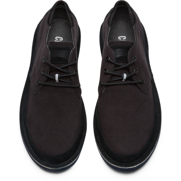 Camper Morrys Black Casual Shoes Men K100088-013