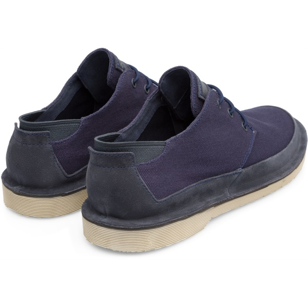 Camper Morrys Blue Casual Shoes Men K100088-015