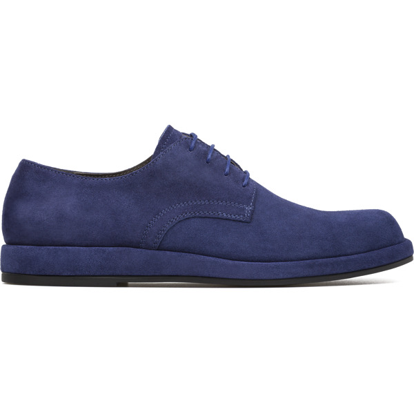 Camper Fidelius Blue Formal Shoes Men K100110-001