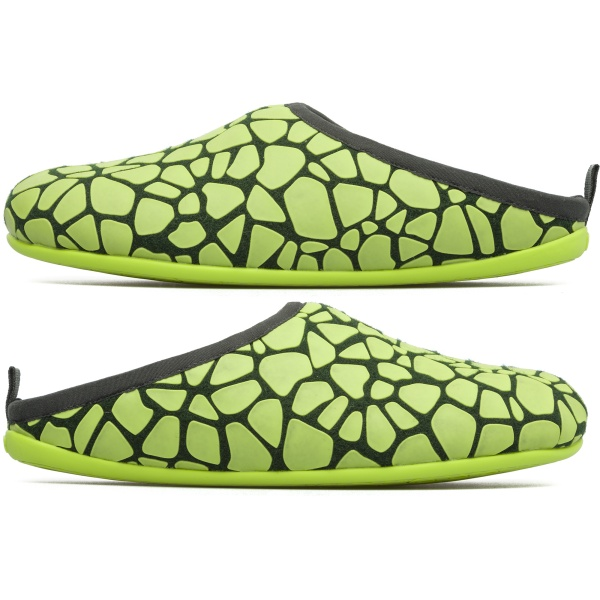 Camper Wabi Green Slippers Men K100124-002