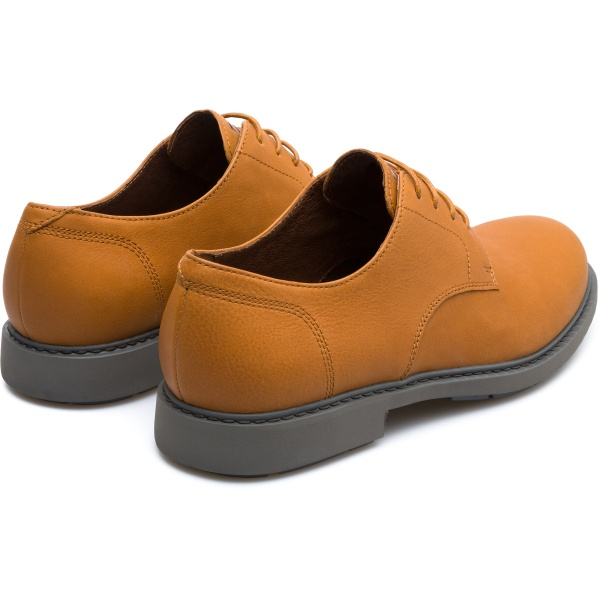 Camper Neuman Brown Formal Shoes Men K100152-010