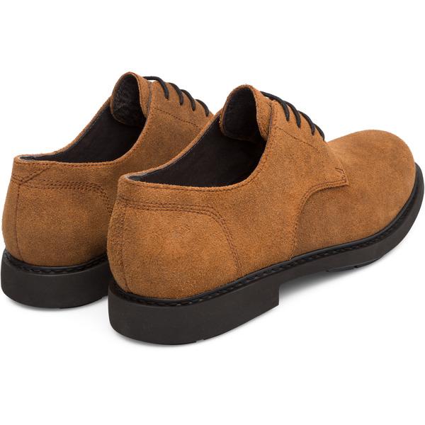 Camper Neuman Brown Formal Shoes Men K100152-014