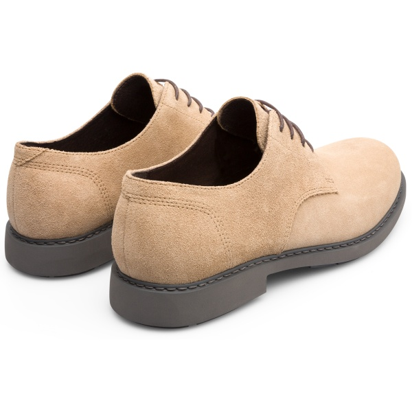 Camper Neuman Beige Formal Shoes Men K100152-018
