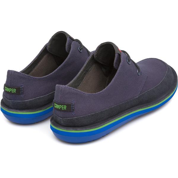 Camper Beetle Blue Casual Shoes Men K100159-001