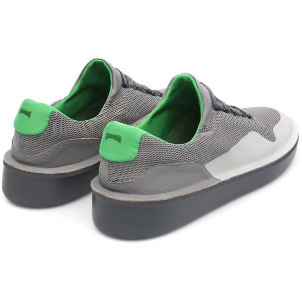 Camper Gorka Grey Sneakers Men K100164-002