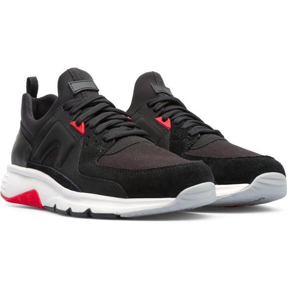 Camper Drift Black Sneakers Men K100169-014