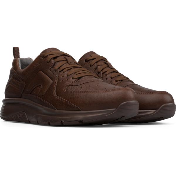Camper Drift Brown Sneakers Men K100171-016