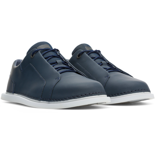 Camper Nixie Blue Casual Shoes Men K100176-011