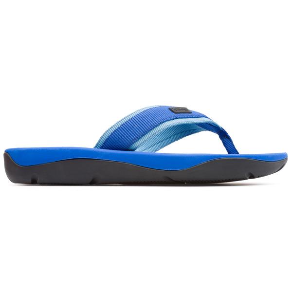 Camper Match Blue Sandals Men K100182-004