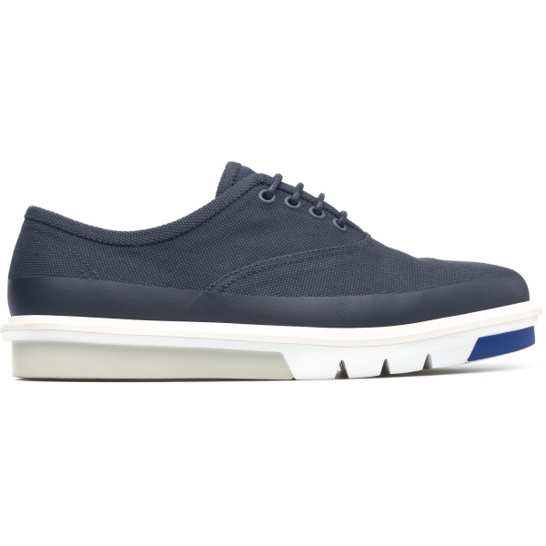 Camper Mateo Blue Formal Shoes Men K100184-002