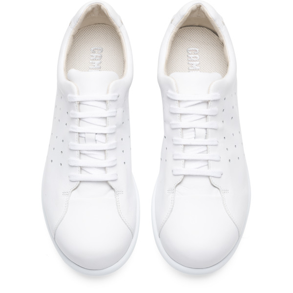 Camper Pelotas XLite White Casual Shoes Men K100191-003