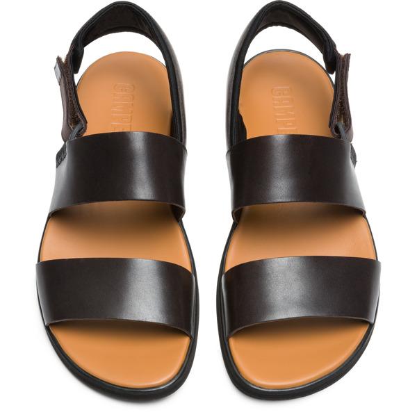 Camper Spray Brown Sandals Men K100206-007