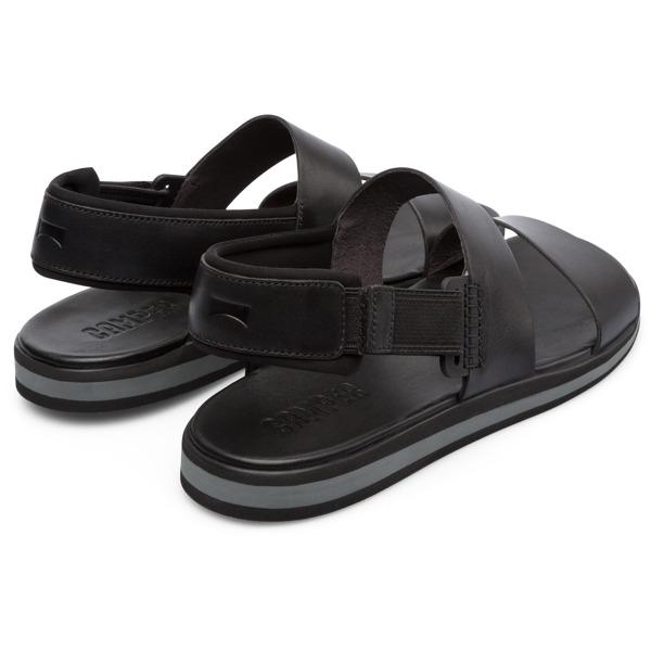 Camper Spray Black Sandals Men K100206-008
