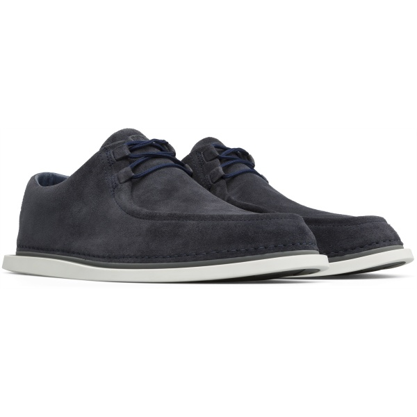 Camper Nixie Blue Casual Shoes Men K100223-002