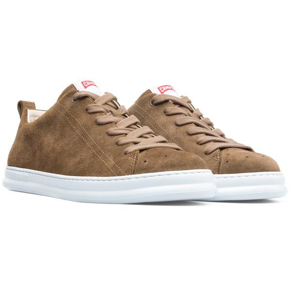 Camper Runner Brown Sneakers Men K100226-014