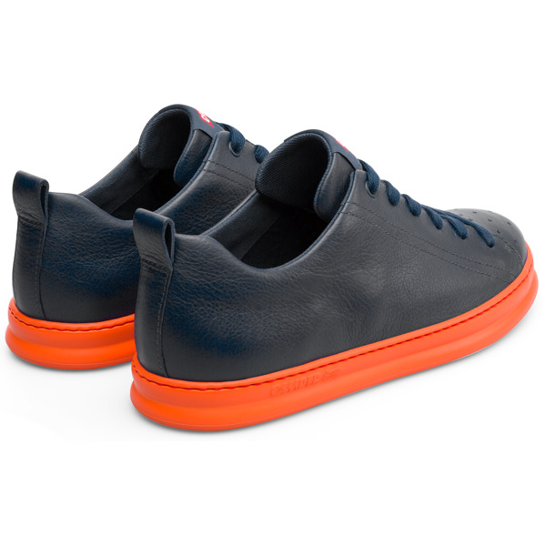 Camper Runner Blue Sneakers Men K100226-032