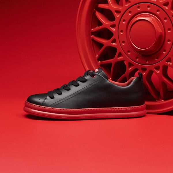 Camper Runner Black Sneakers Men K100226-039