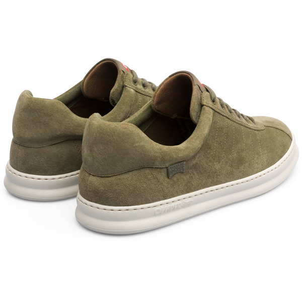 Camper Runner Green Sneakers Men K100227-028