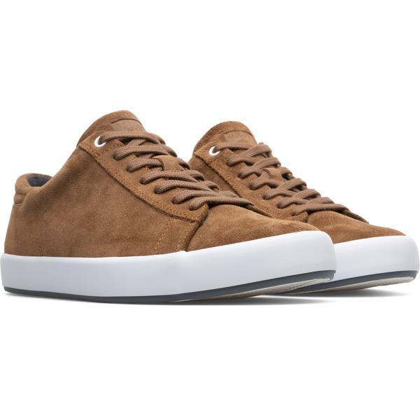 Camper Andratx Brown Sneakers Men K100231-014