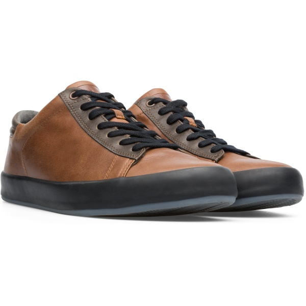 Camper Andratx Brown Sneakers Men K100231-015