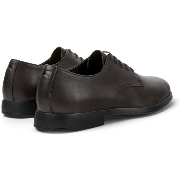 Camper Truman Brown Formal Shoes Men K100243-003
