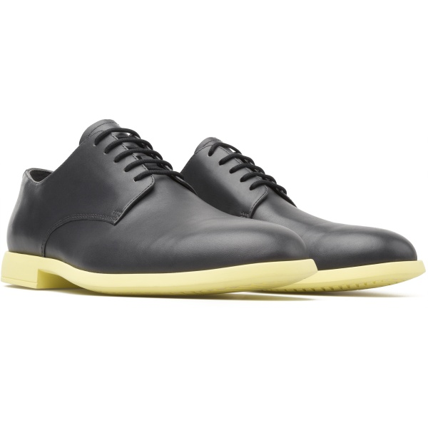 Camper Truman Grey Formal Shoes Men K100243-005