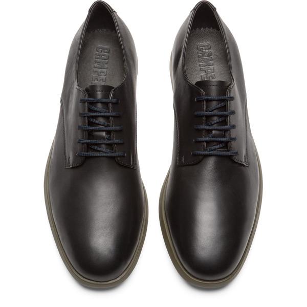 Camper Truman Black Formal Shoes Men K100243-006