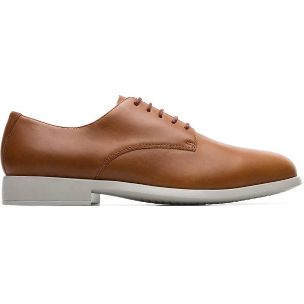 Camper Truman Brown Formal Shoes Men K100243-007