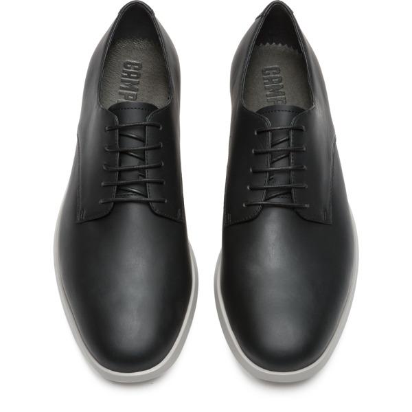 Camper Truman Black Formal Shoes Men K100243-008