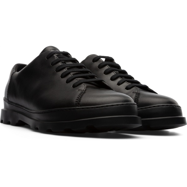 Camper Brutus Black Formal Shoes Men K100245-004