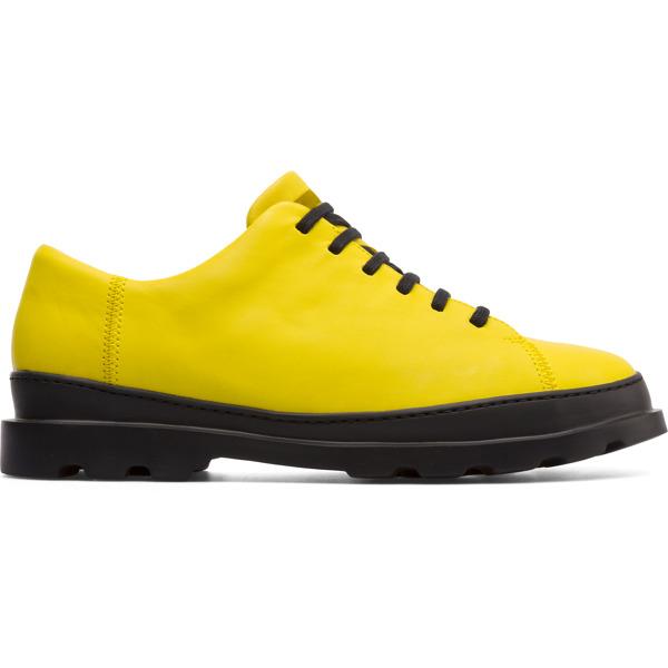 Camper Brutus Yellow Formal Shoes Men K100245-017