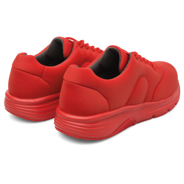 Camper Drift Red Sneakers Men K100260-002