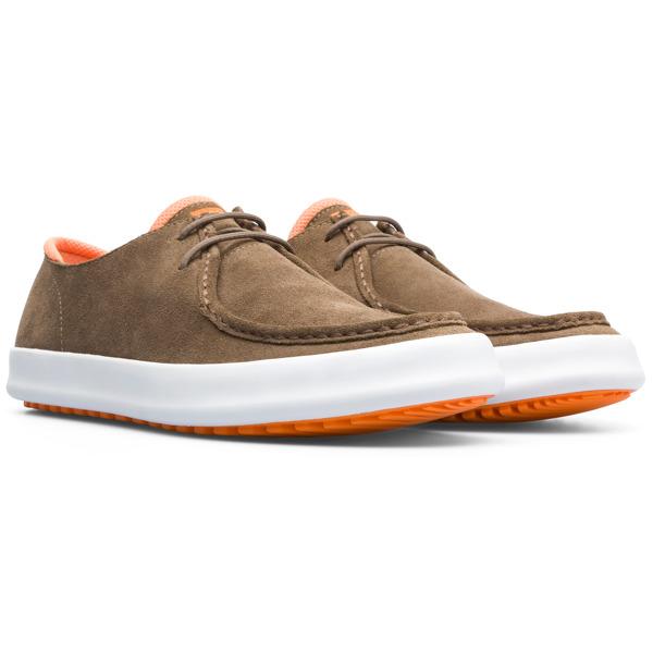 Camper Chasis Beige Sneakers Men K100282-002