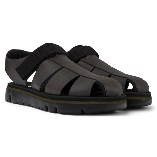 Camper Oruga Brown Sandals Men K100285-006